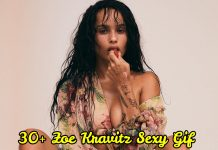 34 Sexy Gif Of Zoe Kravitz Which Will Leave You To Awe In Astonishment