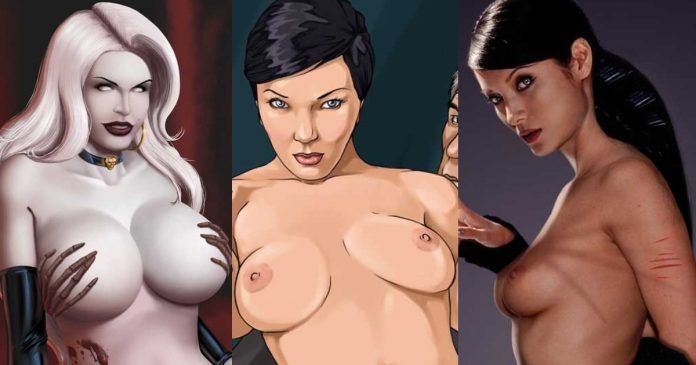 35 Nude Pictures Of Lady Deathstrike Which Will Cause You To Turn Out To Be Captivated With Her Alluring Body