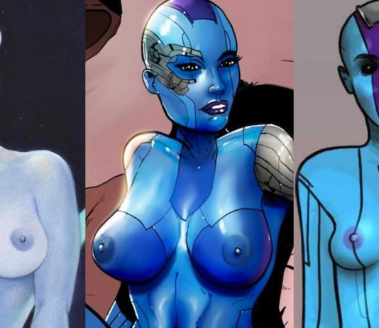 36 Nude Pictures Of Nebula Demonstrate That She Is As Hot As Anyone Might Imagine