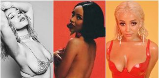 38 Nude Pictures Of Doja Cat Will Spellbind You With Her Dazzling Body