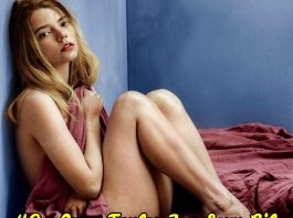 41 Sexy Gif Of Anya Taylor-Joy Will Drive You Frantically Enamored With This Sexy Vixen