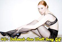 42 Sexy Gif Of Deborah Ann Woll Are Splendidly Splendiferous
