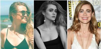 47 Nude Pictures Of Melissa Roxburgh Are Blessing From God To People