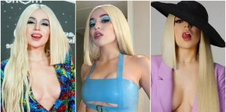 49 Nude Pictures Of Ava Max Are Embodiment Of Hotness