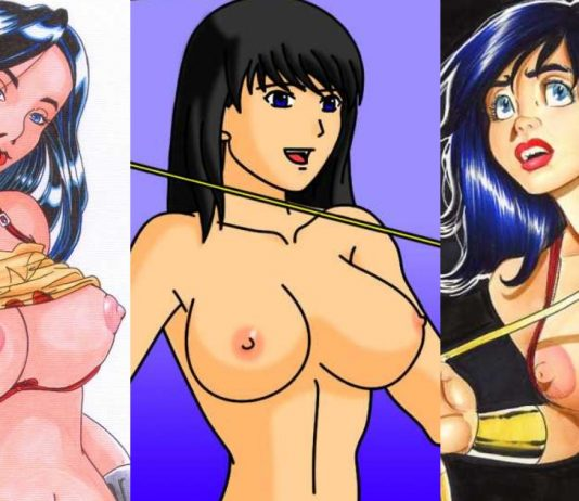 49 Nude Pictures Of Donna Troy Will Leave You Gasping For Her