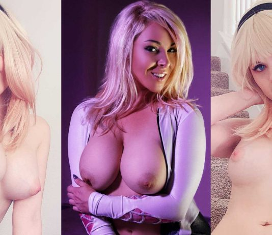 49 Nude Pictures Of Gwen Stacy Demonstrate That She Is A Gifted Individual