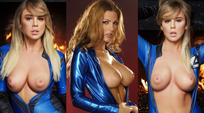 49 Nude Pictures Of Invisible Woman Are Splendidly Splendiferous