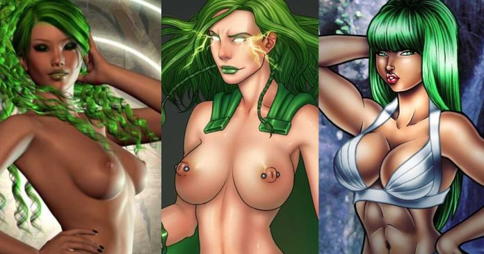49 Nude Pictures Of Polaris Are A Genuine Masterpiece