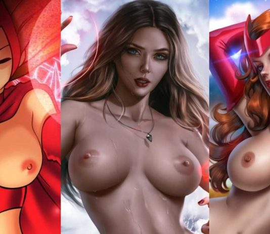 49 Nude Pictures Of Scarlet Witch Which Will Make You Swelter All Over