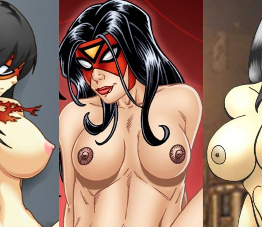 49 Nude Pictures Of Spider-Woman (Jessica Drew) Are Paradise On Earth