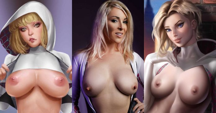 49 Nude Pictures Of Spider-gwen Are Hot As Hellfire