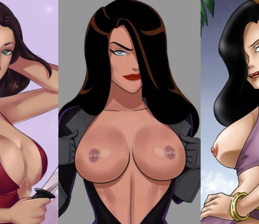 49 Nude Pictures Of Talia al Ghul Are Only Brilliant To Observe