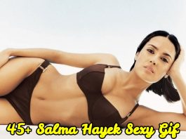 49 Sexy Gif Of Salma Hayek Which Are Basically Astounding