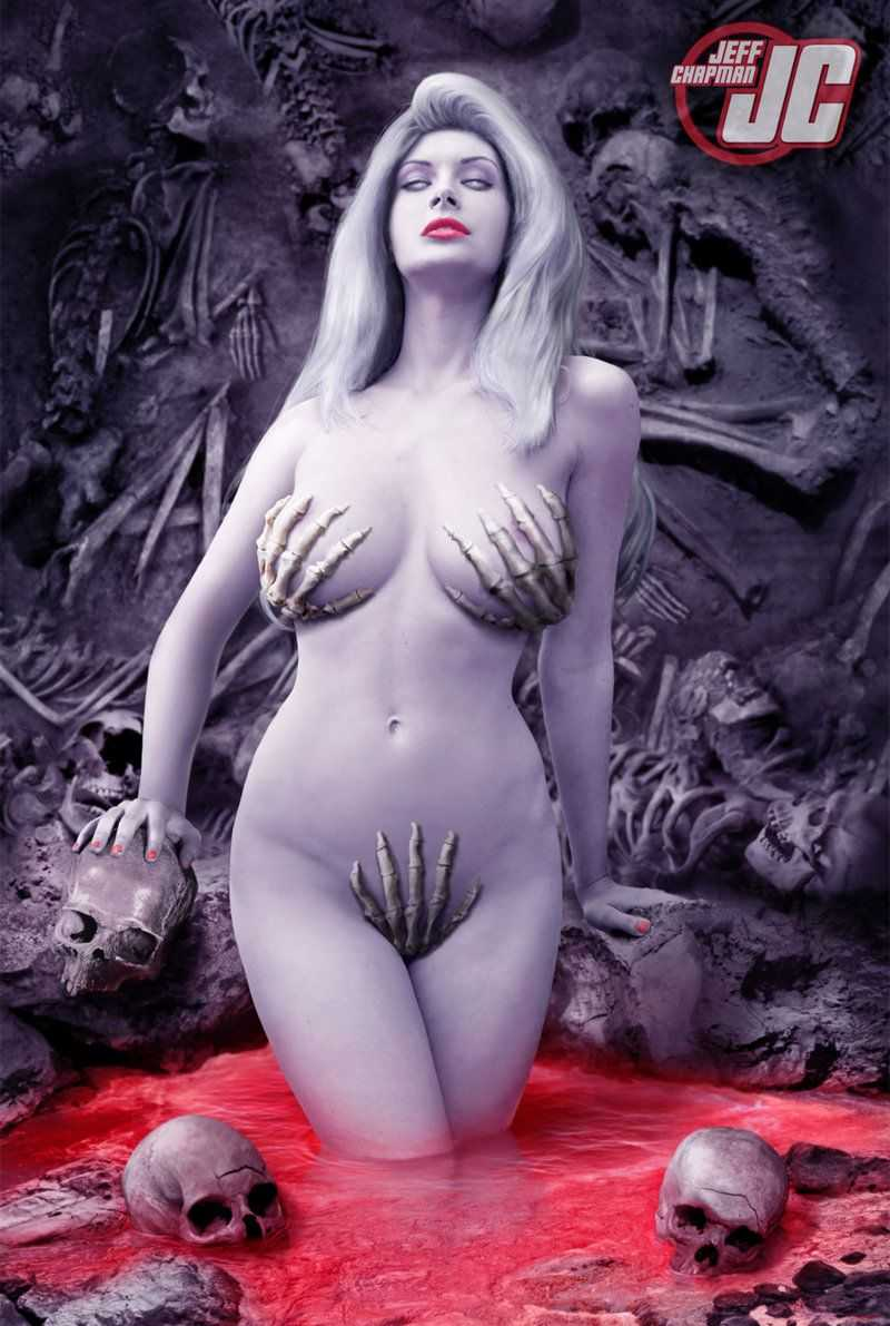 Lady Death NAKED