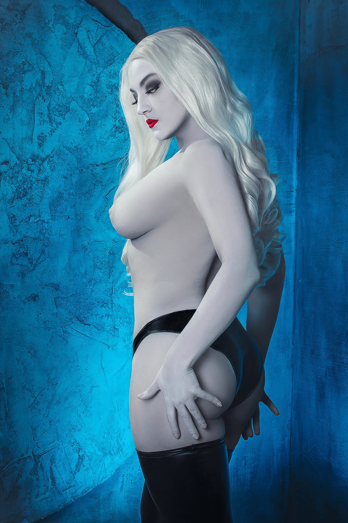 Lady Death TOPLESS