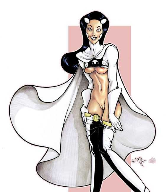 Phantom Girl NIPPLES