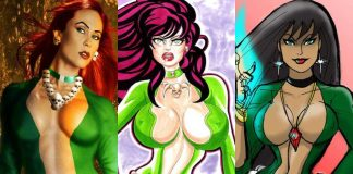 21 Nude Pictures Of Morgan le Fay Which Will Get All Of You Perspiring