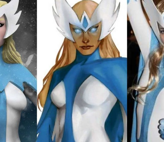 25 Nude Pictures Of Snowbird Are Hot As Hellfire