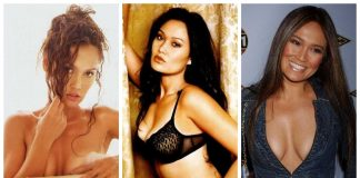46 Tia Carrere Nude Pictures Present Her Magnetizing Attractiveness