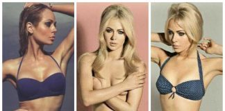 49 Jessica Marais Nude Pictures That Are Sure To Put Her Under The Spotlight