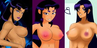 49 Nude Pictures Of Blackfire Are Blessing From God To People