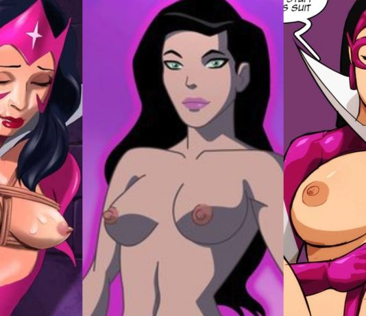 49 Nude Pictures Of Carol Ferris Will Heat Up Your Blood With Fire And Energy For This Sexy Diva