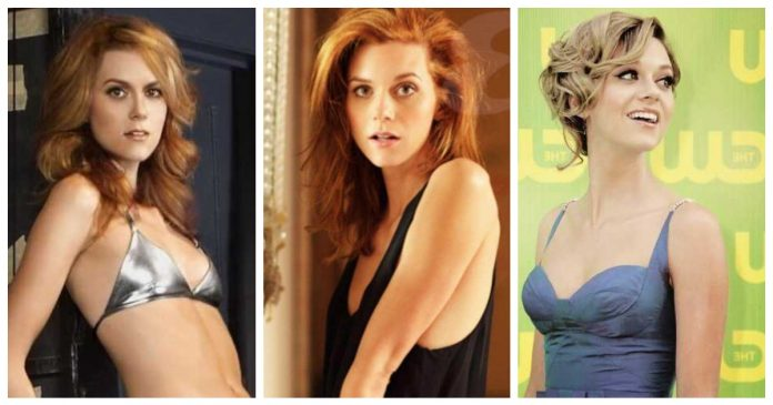 50 Hilarie Burton Nude Pictures Are Dazzlingly Tempting