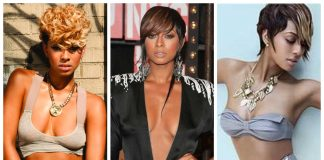 50 Keri Hilson Nude Pictures Present Her Wild Side Allure