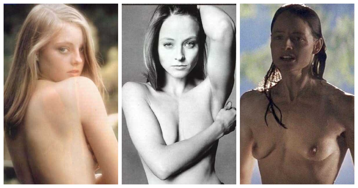 Jodie Foster Undressed Hot Naked Babes