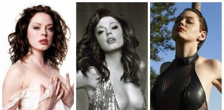 50 Rose McGowan Nude Pictures Present Her Wild Side Allure