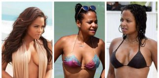 51 Christina Milian Nude Pictures Flaunt Her Well-Proportioned Body