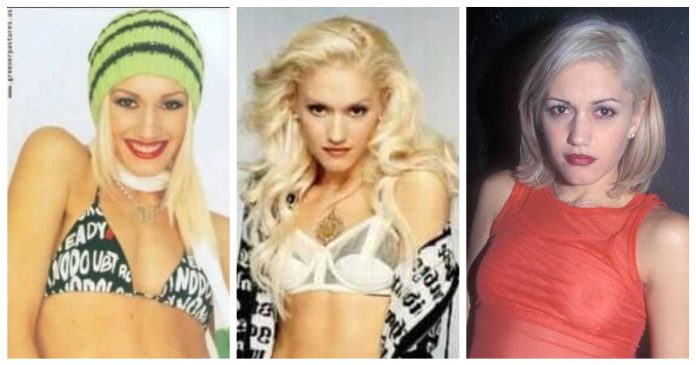 51 Gwen Stefani Nude Pictures Are An Exemplification Of Hotness