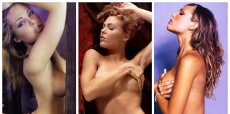 52 Ilary Blasi Nude Pictures Present Her Magnetizing Attractiveness
