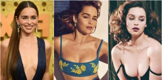 70+ Hot Pictures Of Emilia Clarke Will Make You Addicted To This Sexy Woman