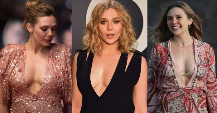 70+ Hottest Elizabeth Olsen Images Which Prove That She's A Truly Hot Witch