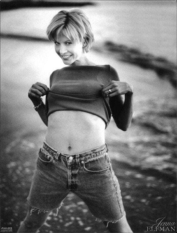 51 Jenna Elfman Nude Pictures Are Dazzlingly Tempting