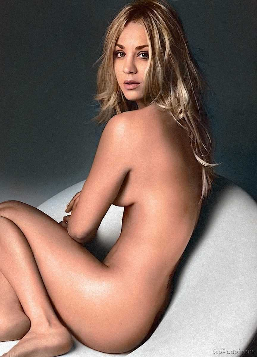 Kaley Cuoco naked pictures