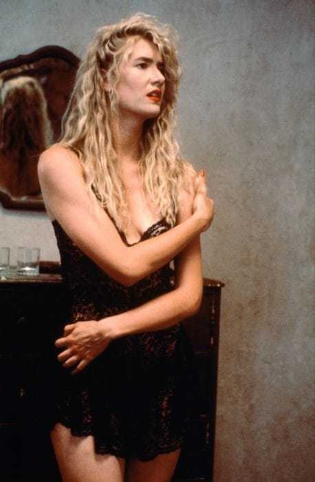 Laura Dern topless