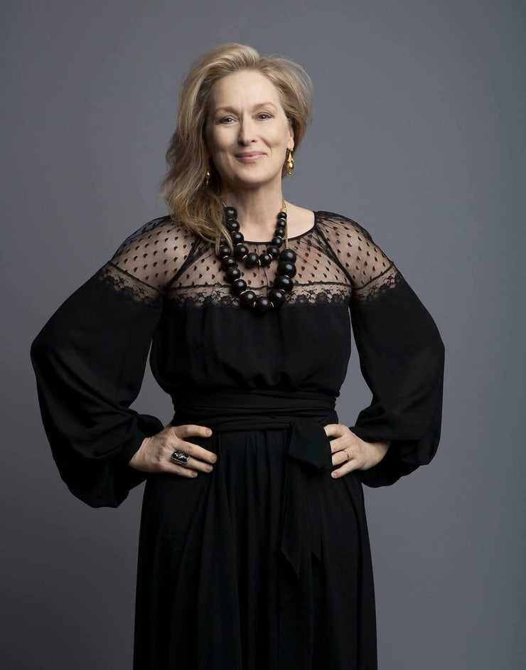 42 Nude Pictures Of Meryl Streep Are Truly Astonishing