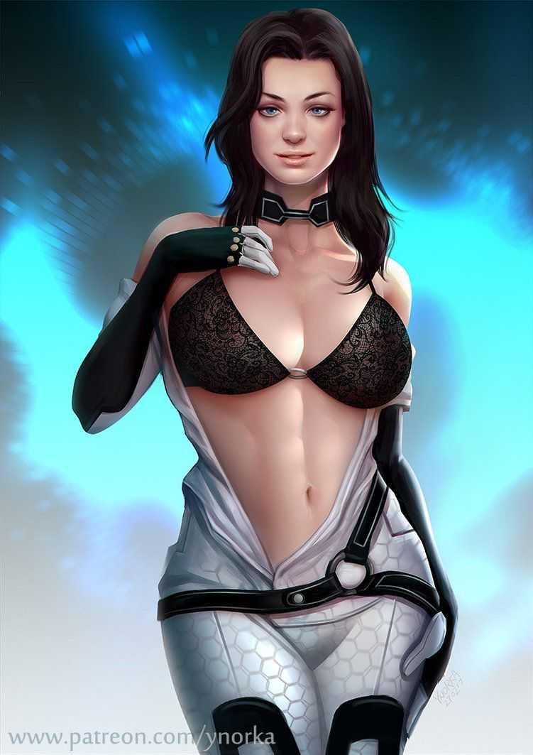 Miranda Lawson - Mass Effect