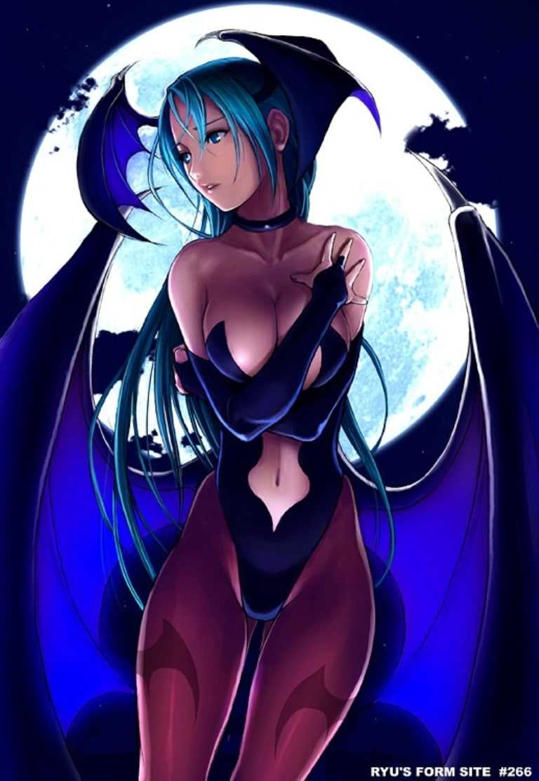 Morrigan Aensland - Darkstalkers