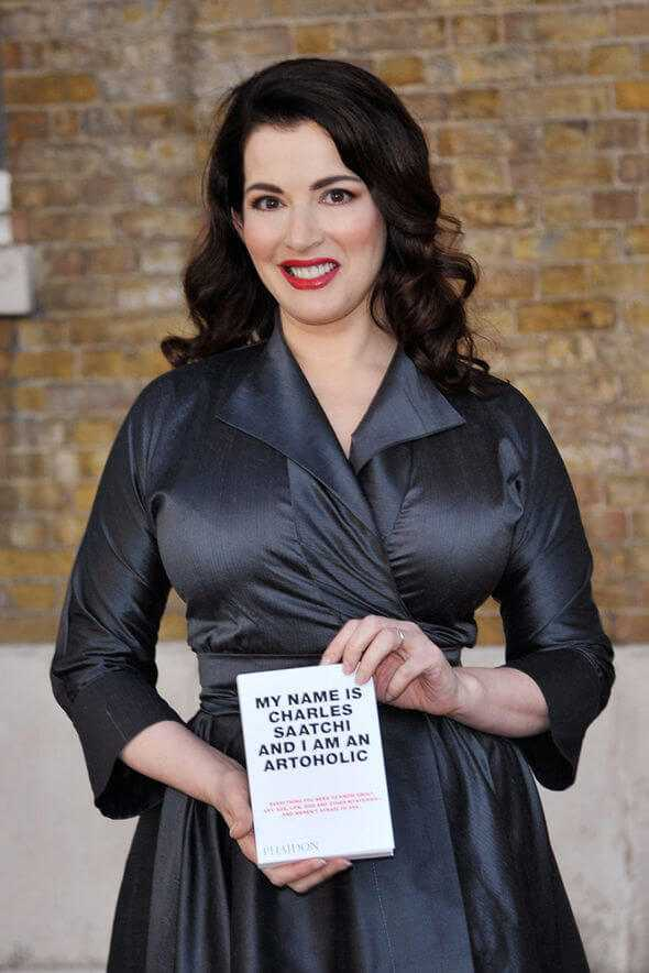 46 Nigella Lawson Nude Pictures Will Put You In A Good Mood | Best Of Comic Books