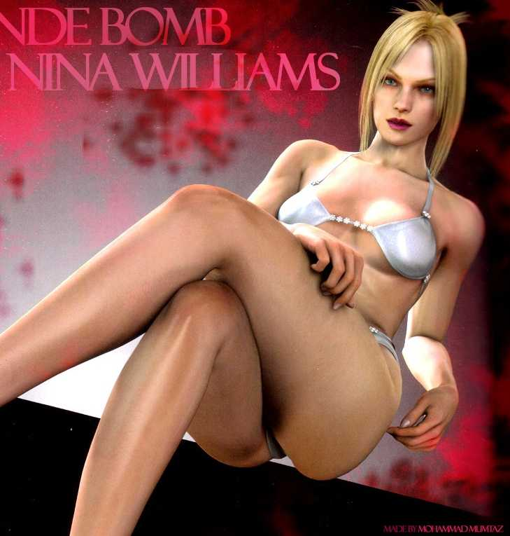 Nina Williams - Tekken