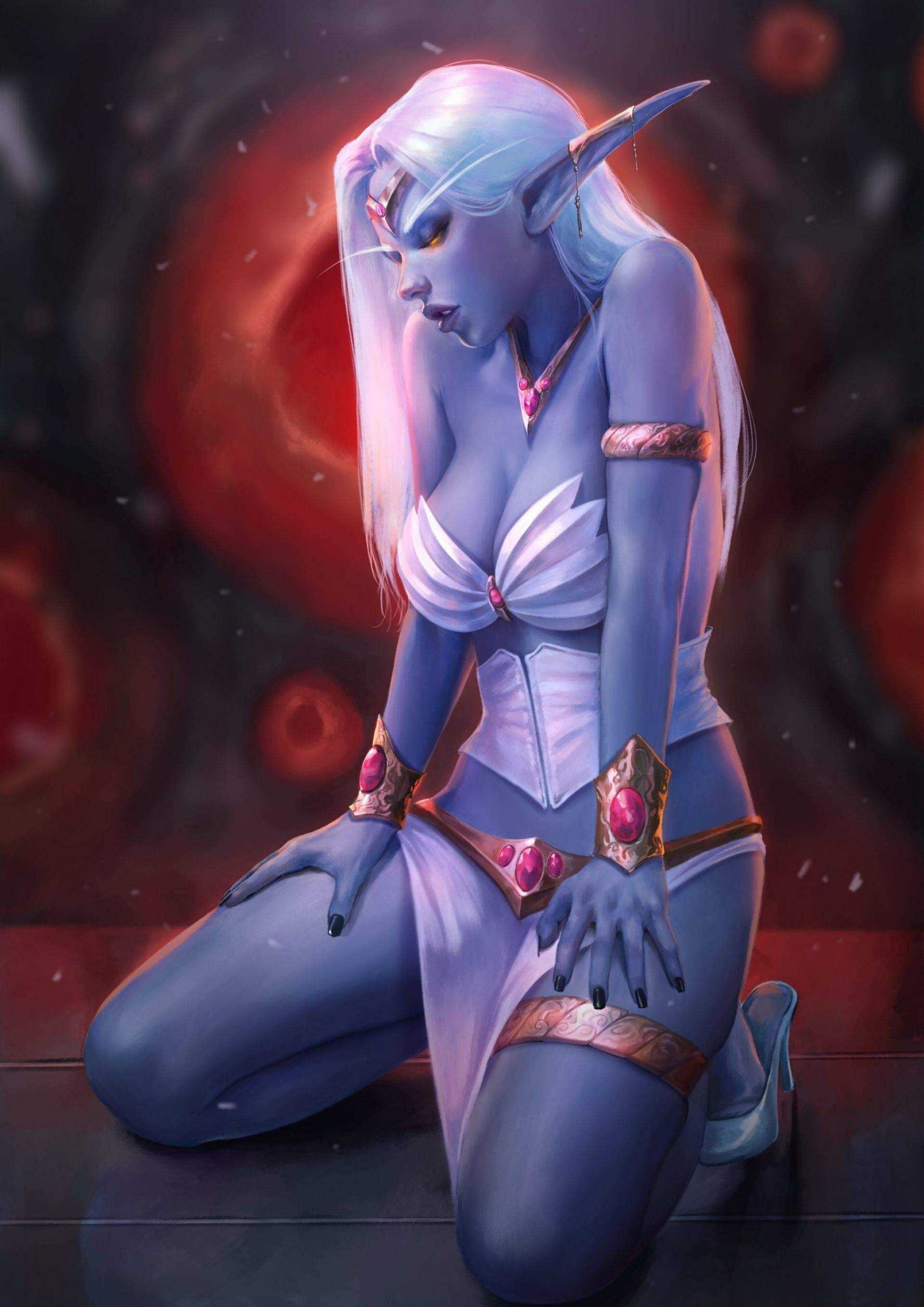 Queen Azshara - World Of Warcraft