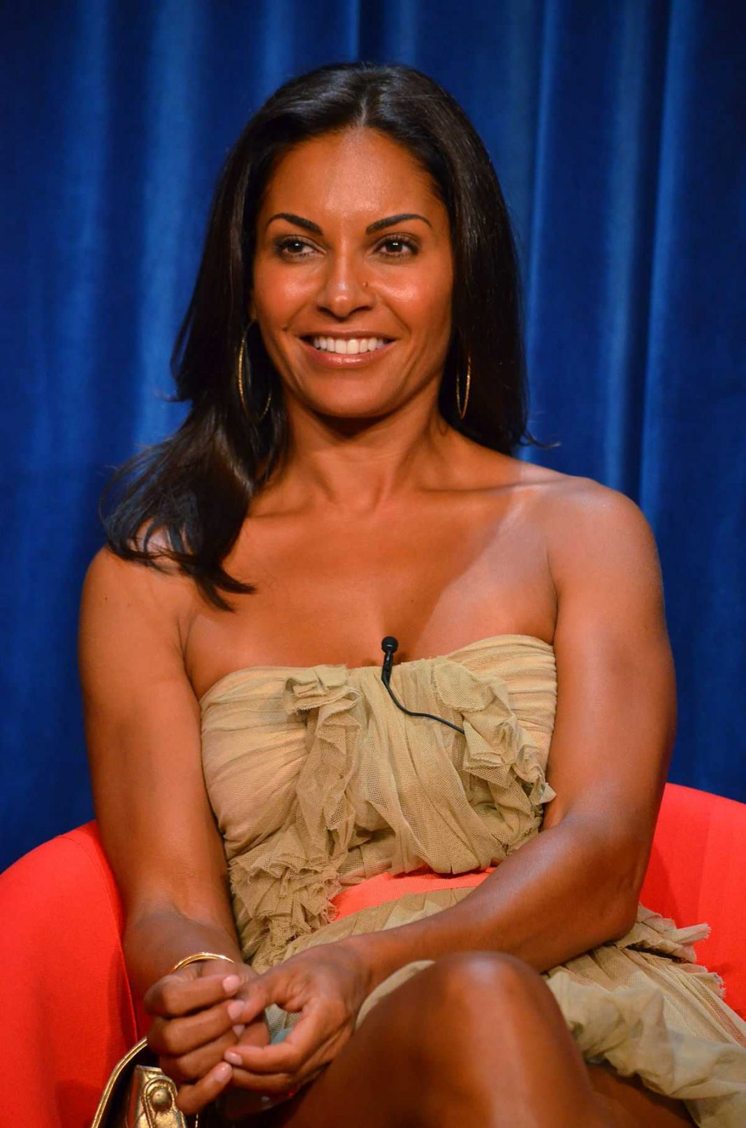44 Salli Richardson-Whitfield Nude Pictures Are Genuinely