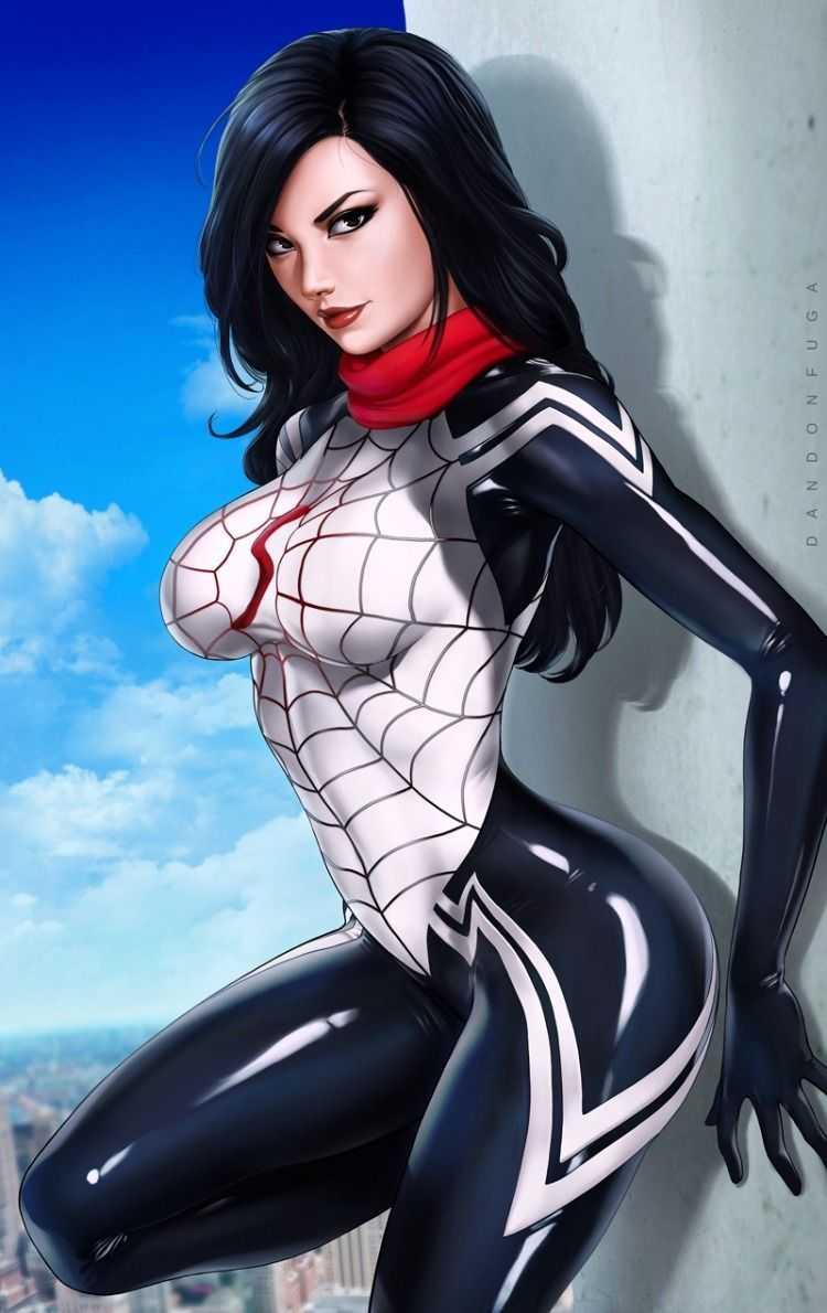 Silk (Cindy Moon)
