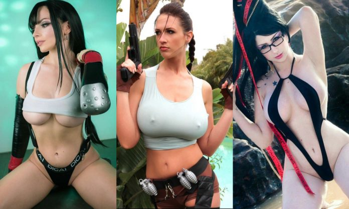 Top 50 Hottest Women in Video Games