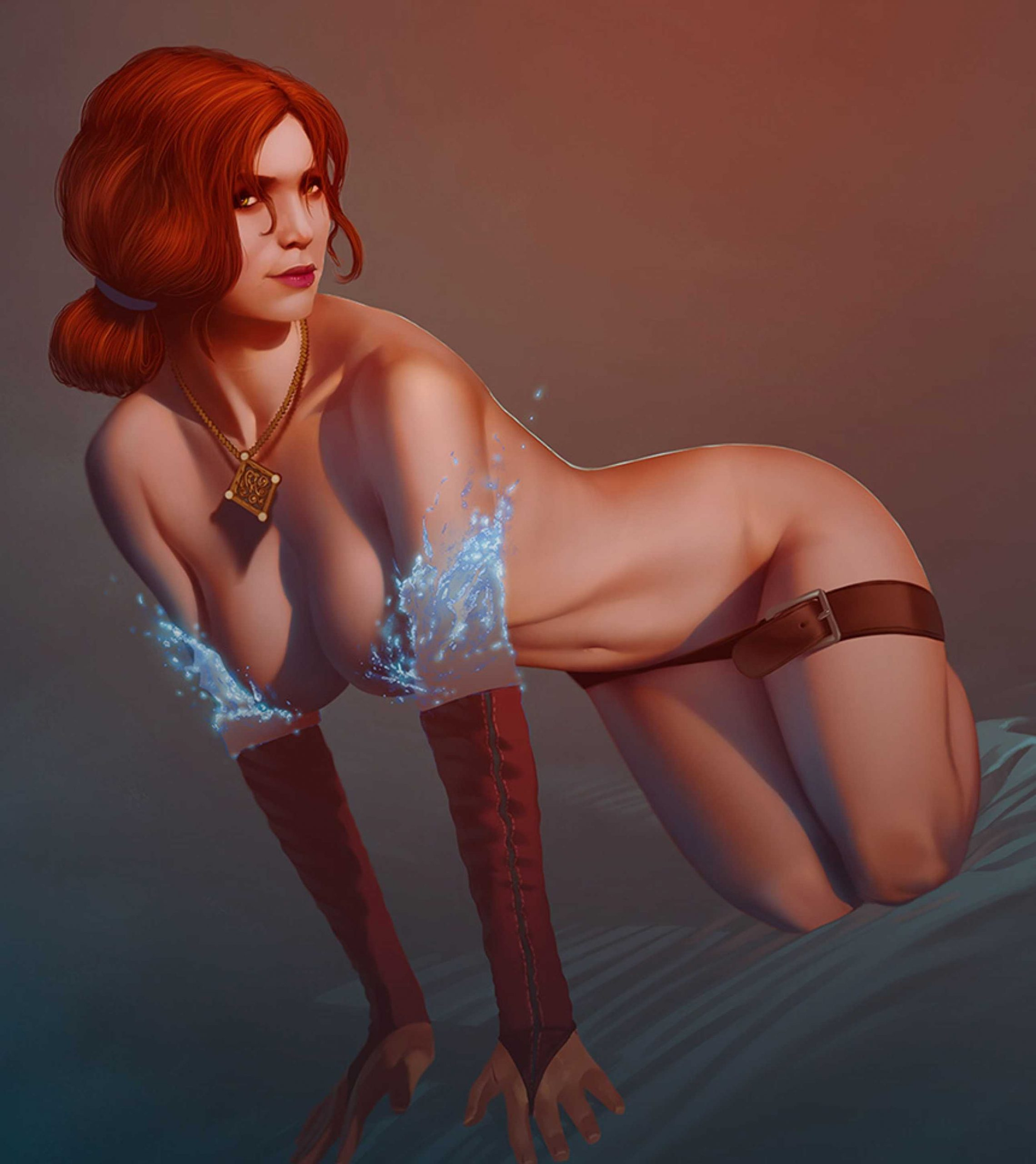 Triss Merigold- The Witcher