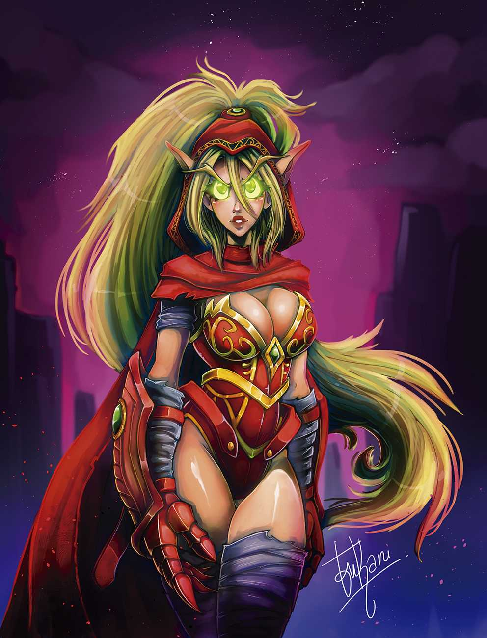 Valeera - World Of Warcraft