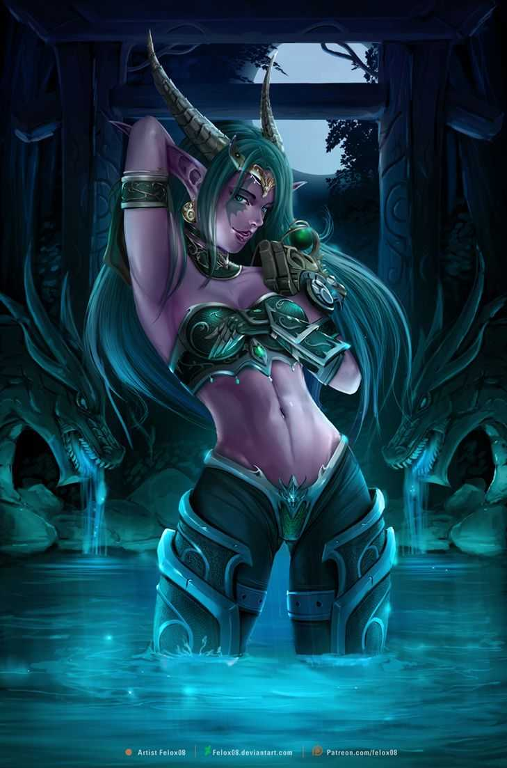 Ysera - World Of Warcraft